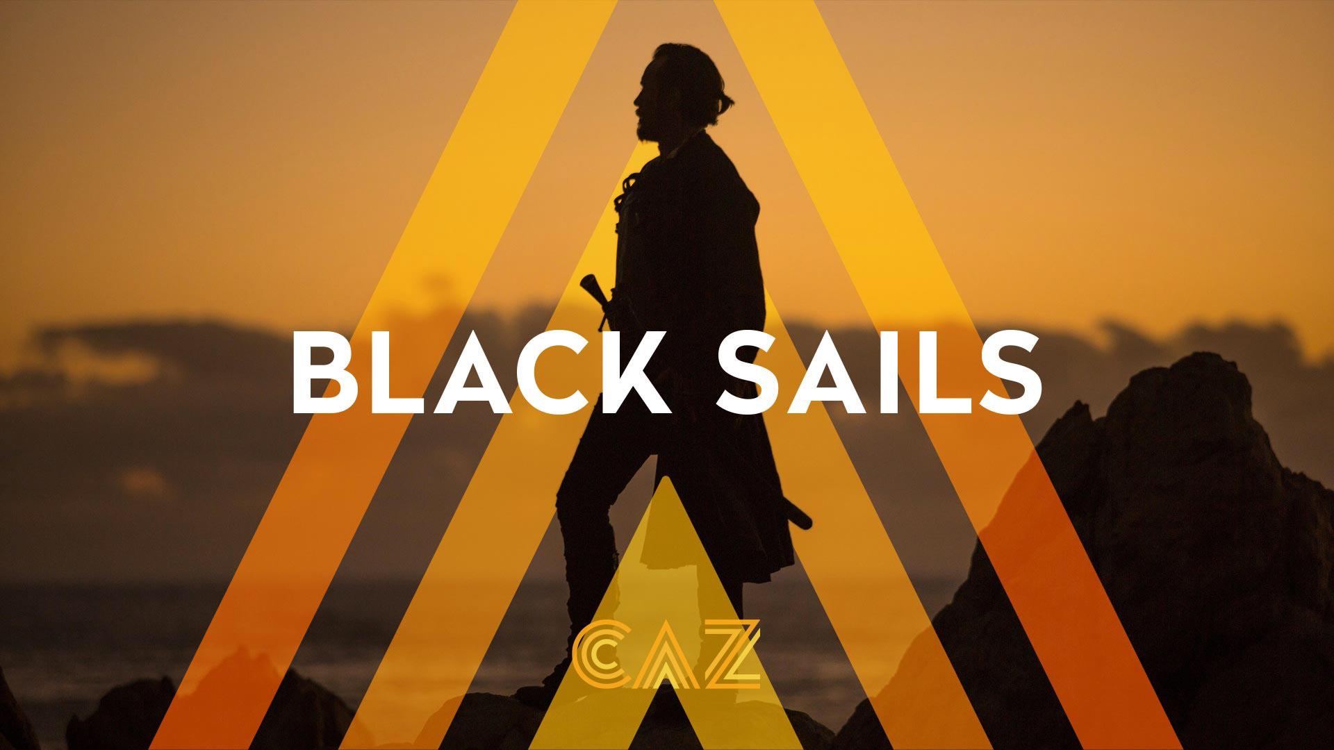 CAZ Black Sails opener leader ident frame tv