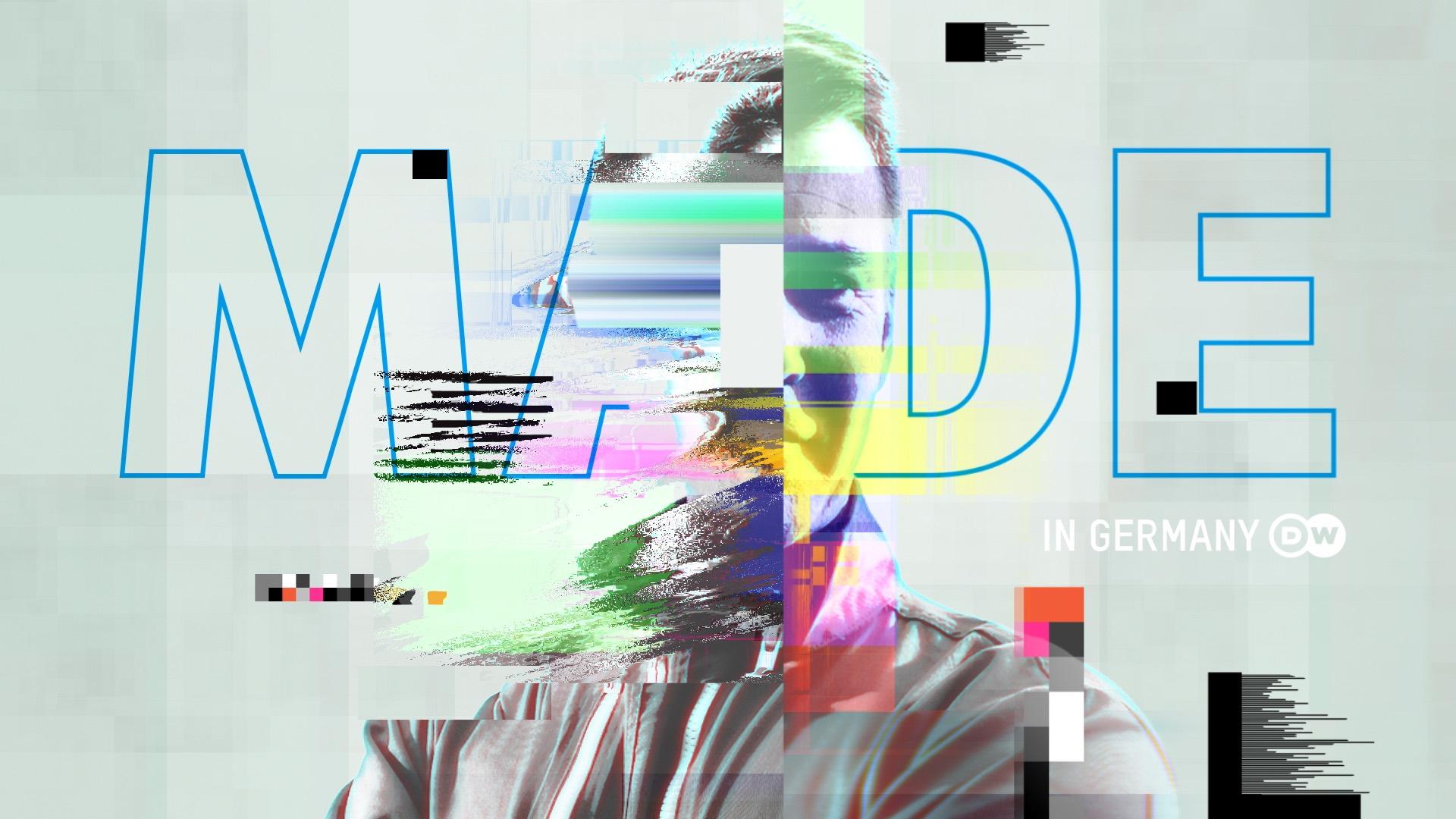 MADE in Germany Disrupt logo design brand branding channel