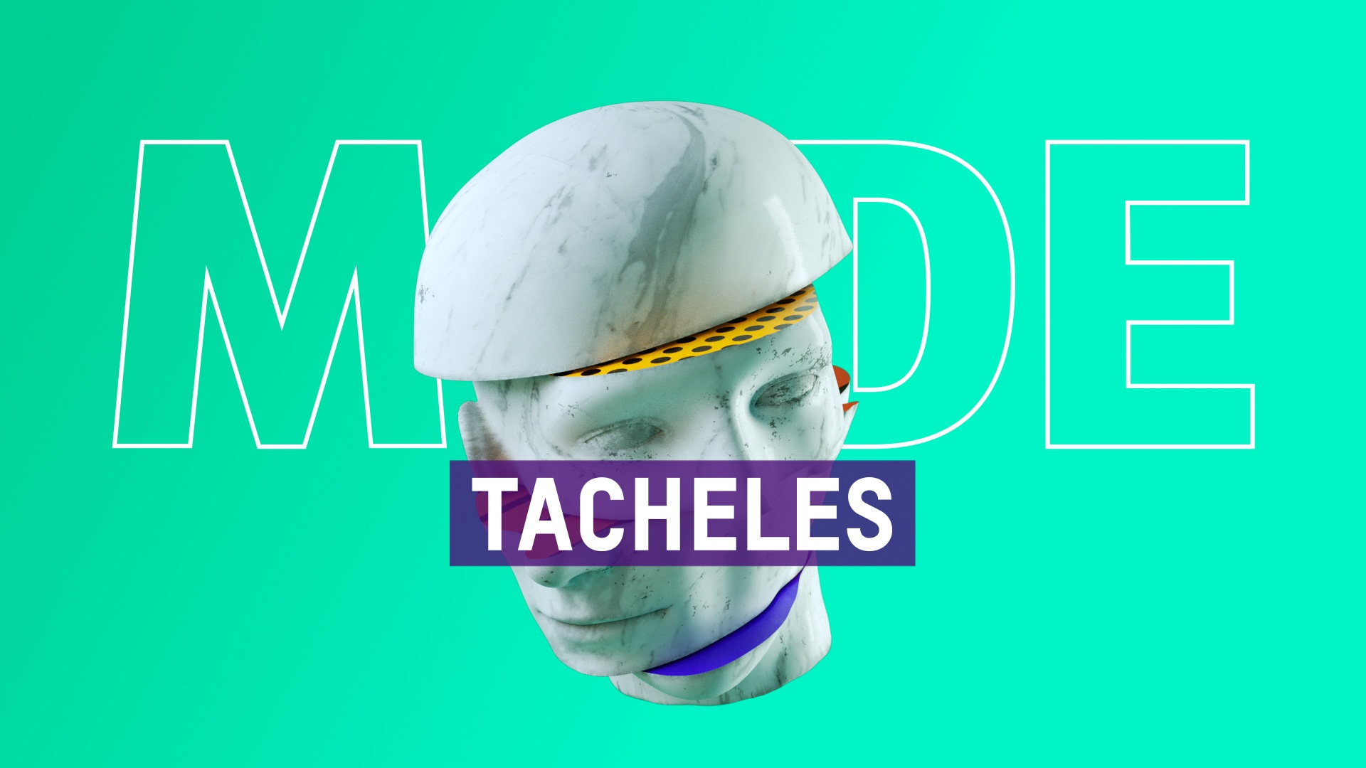 DW MADE TACHELES design brand branding channel