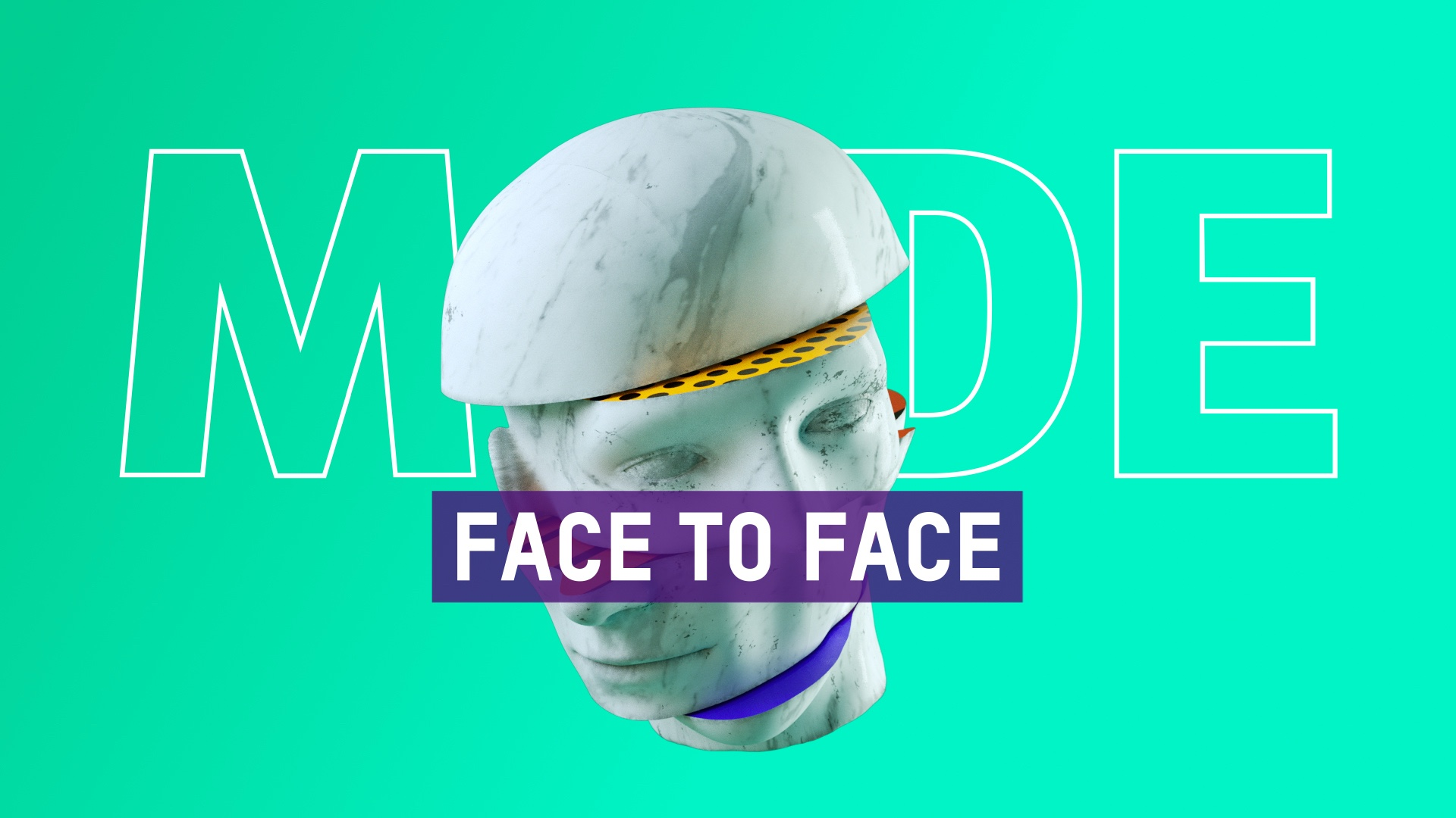 DW MADE FACE TO FACE design brand branding channel