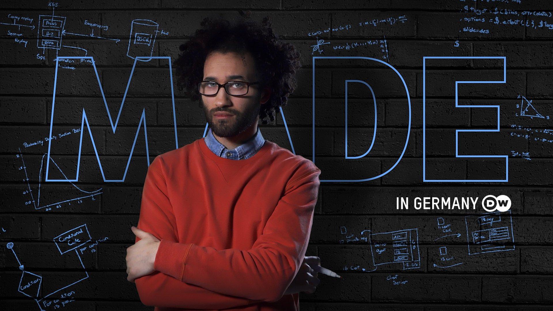 DW MADE Math design brand branding channel
