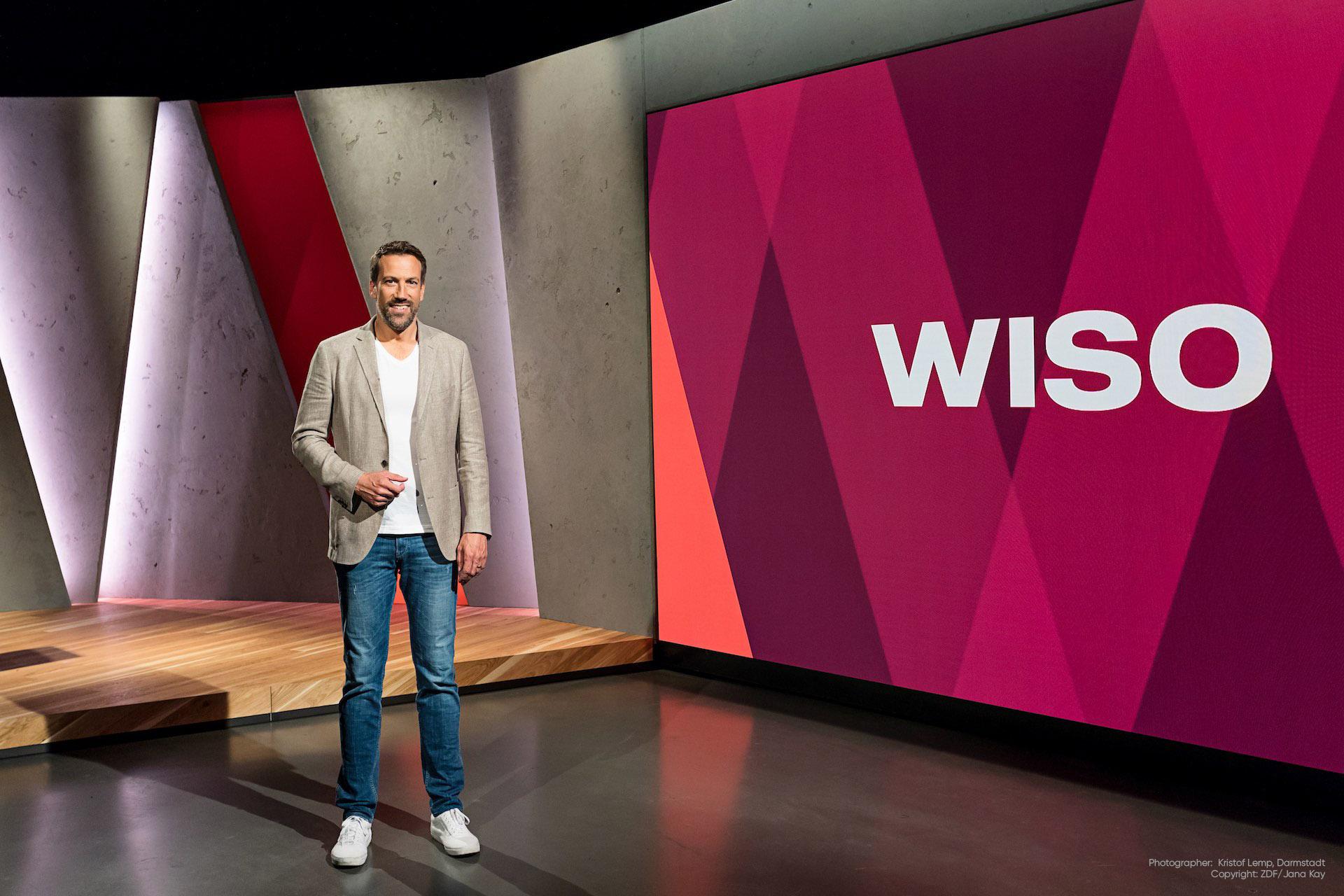 ZDF WISO Studio