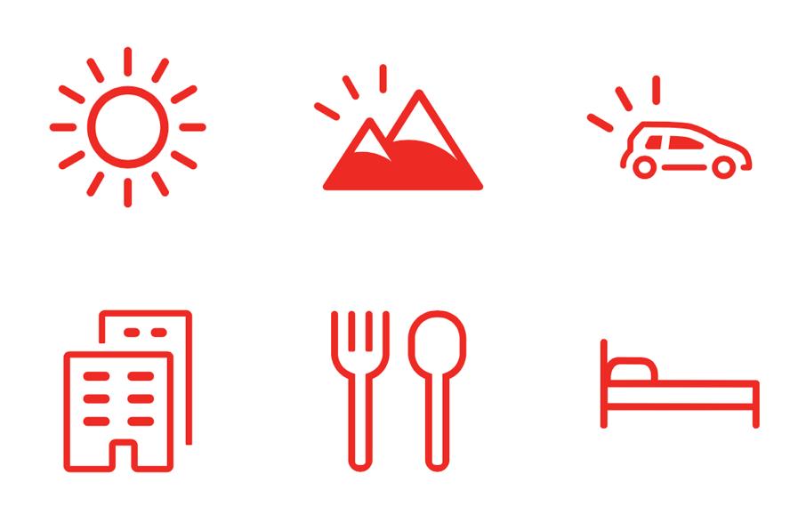Sunweb Icons