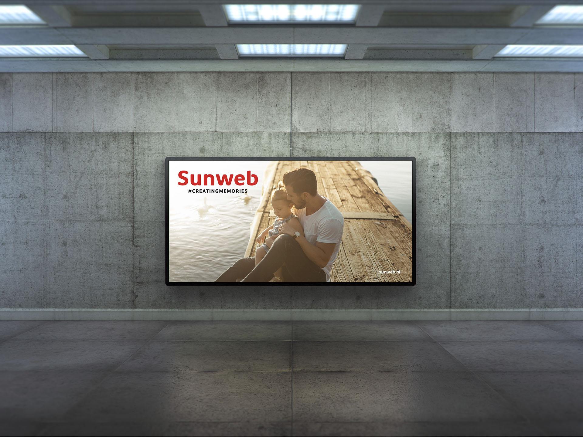 Sunweb Billboard