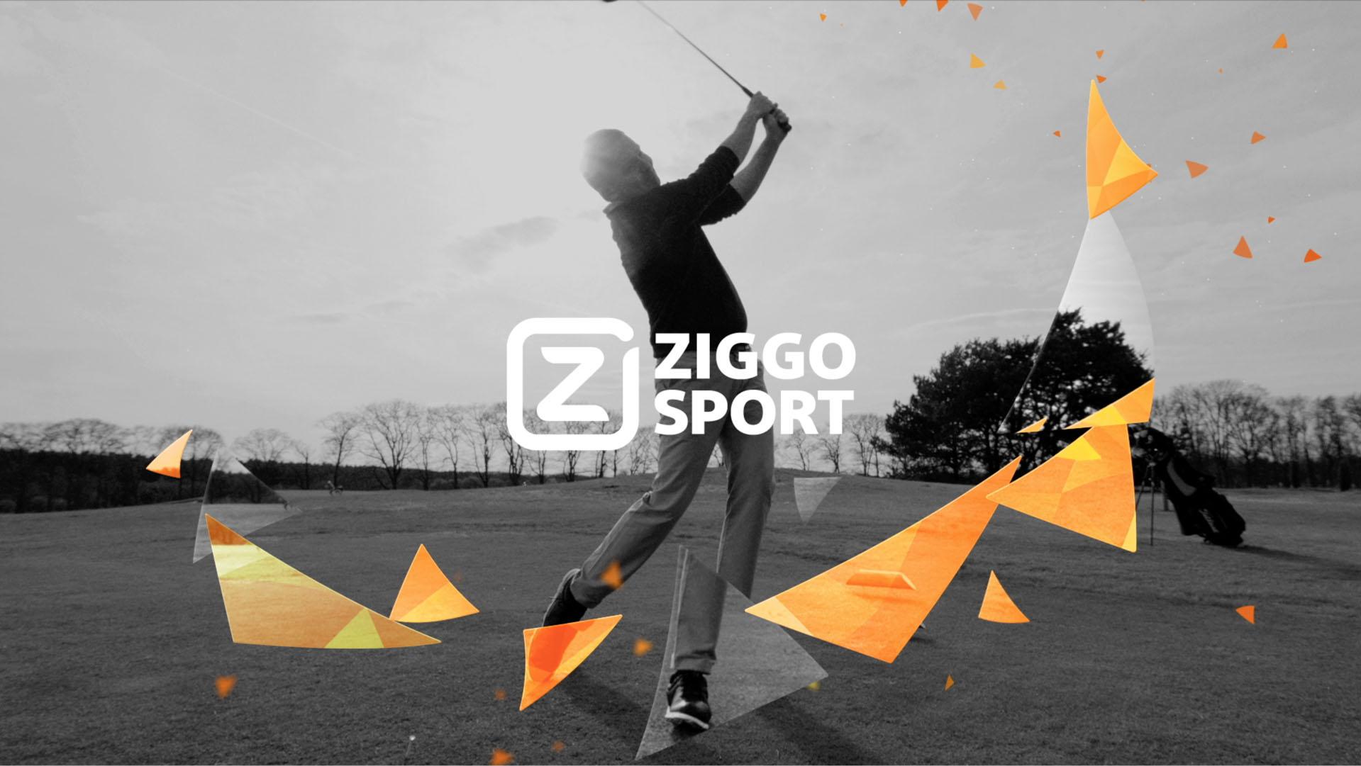 Ziggo Sport Golf Fractals