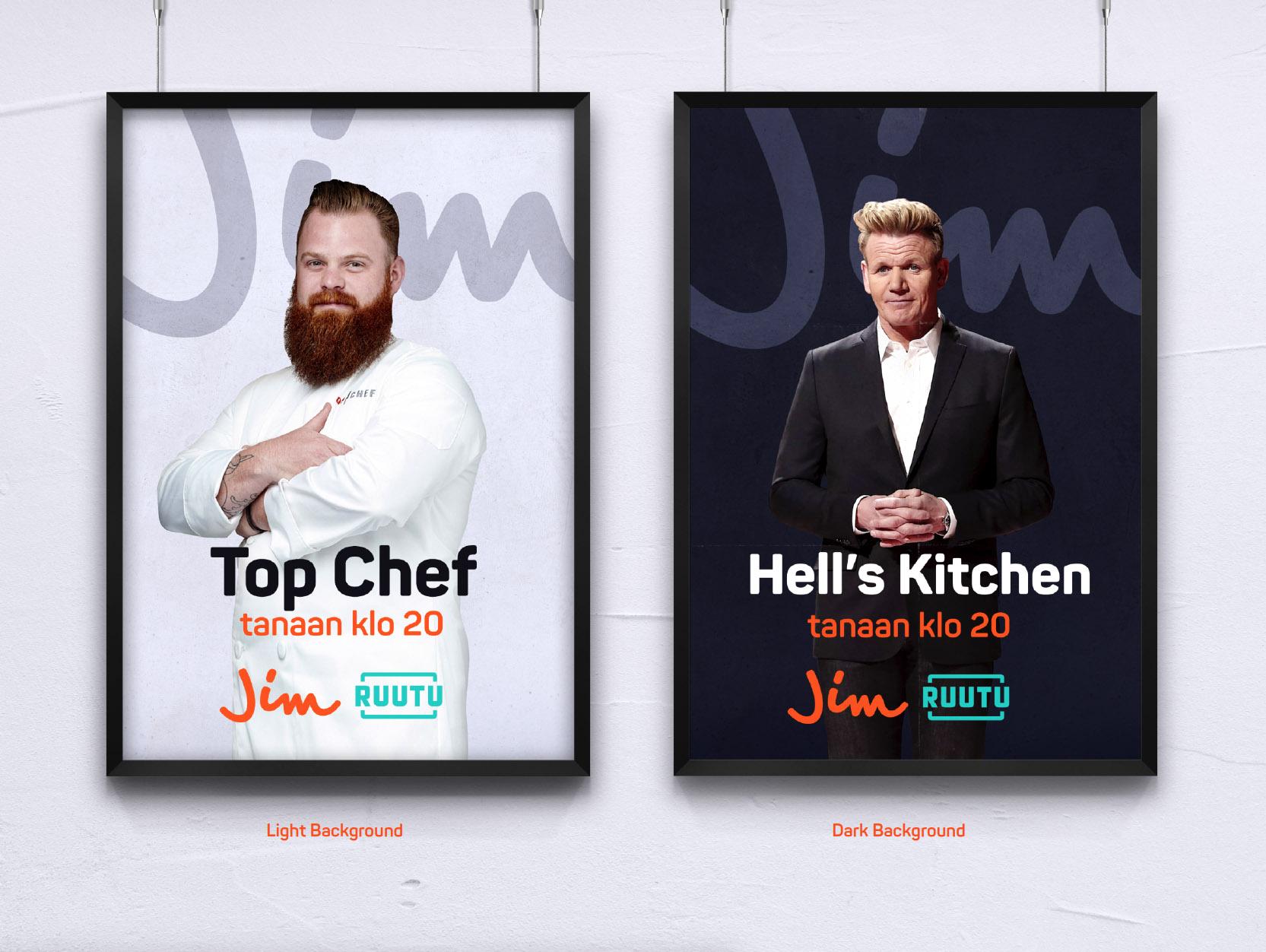 Nelonen Media Jim Promotion