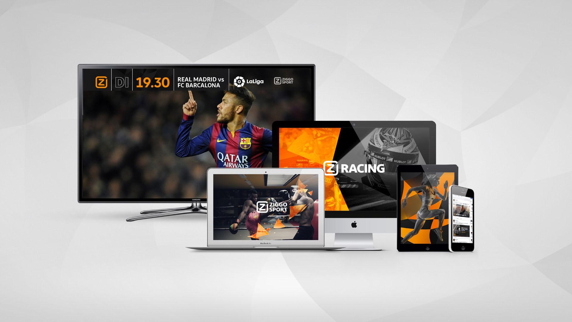 Ziggo Sport Devices