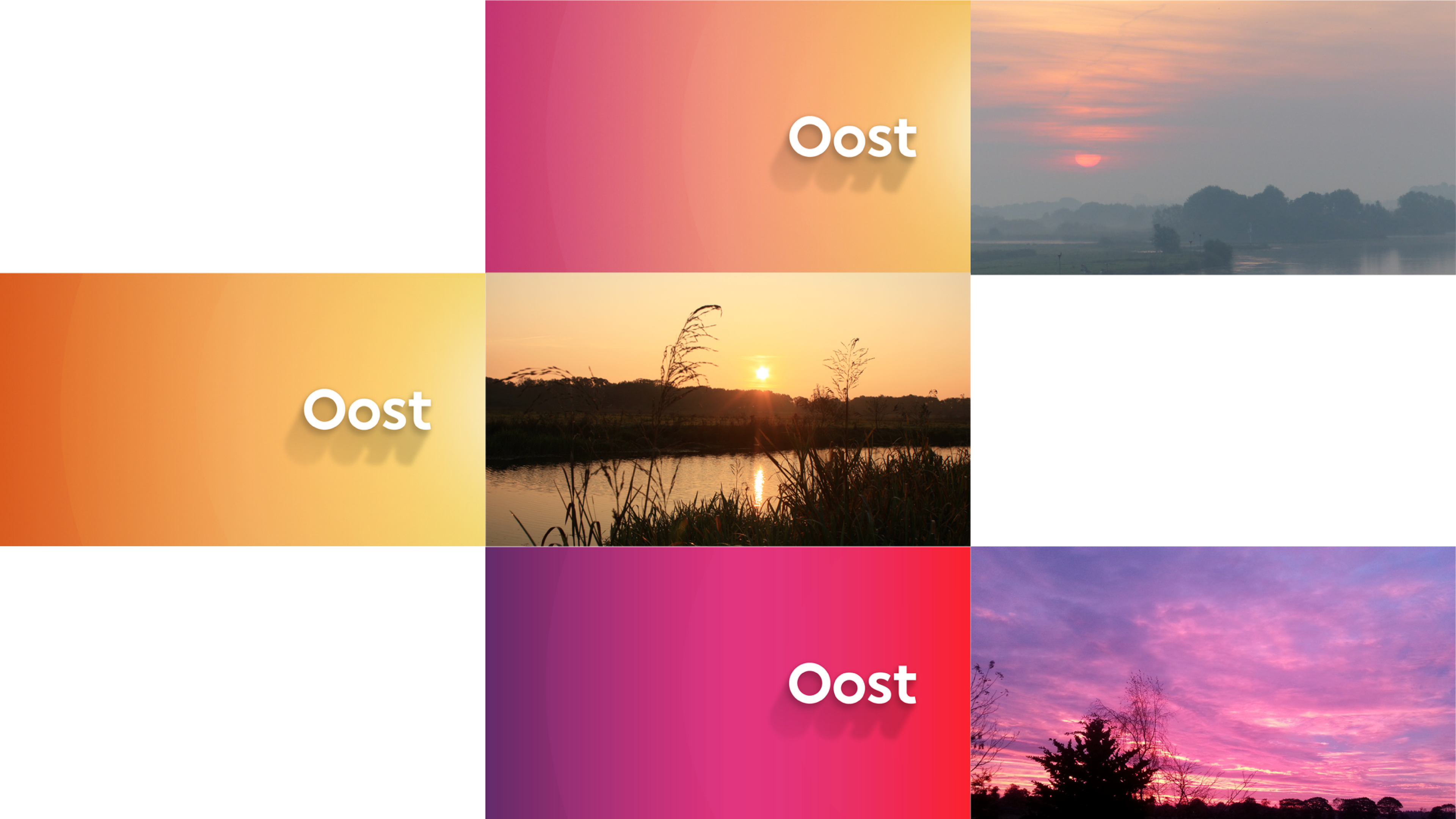 rtv Oost Colour palette