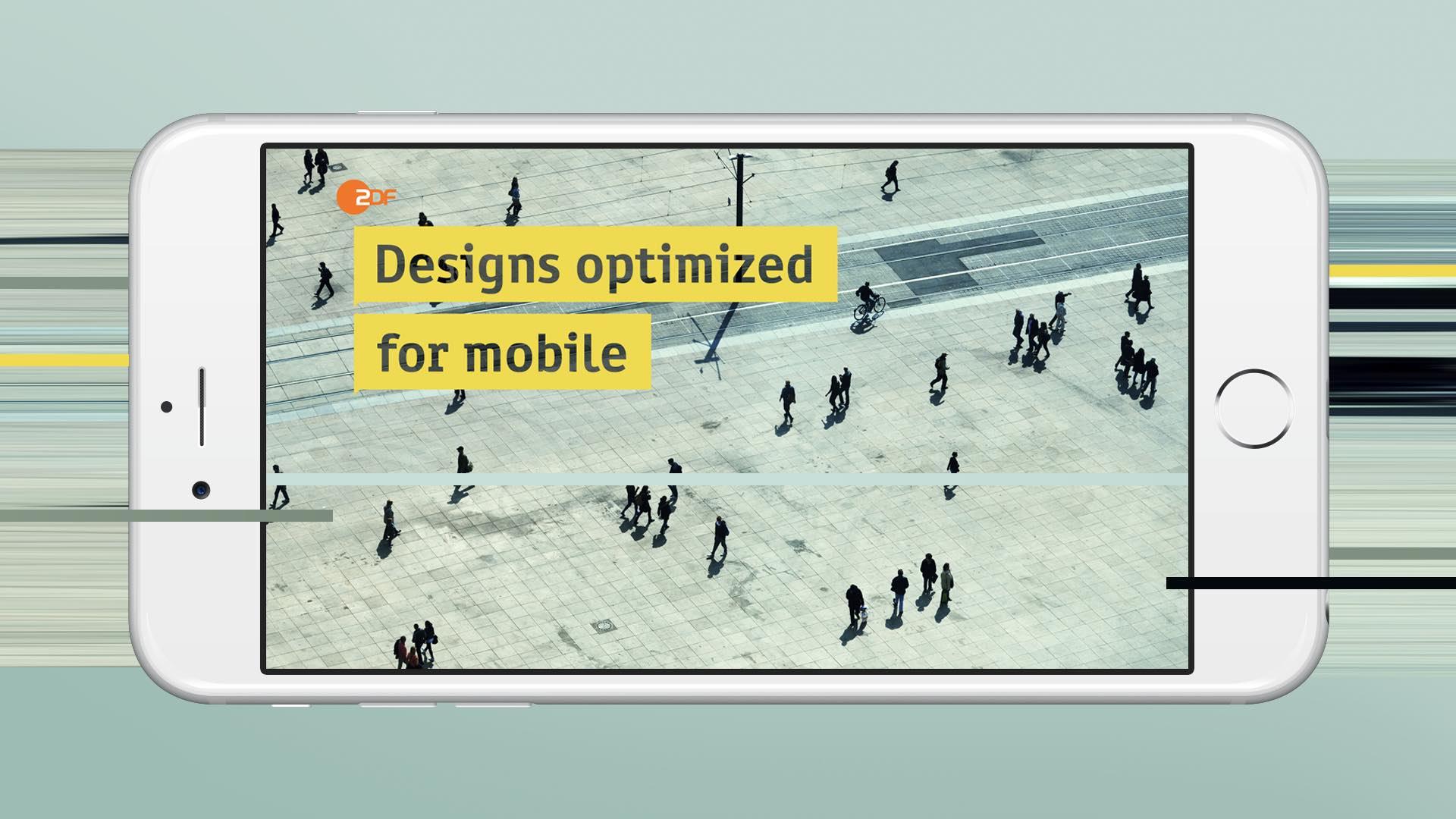 ZDF heute+ Mobile