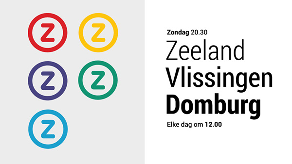 Omroep Zeeland Logo Colours