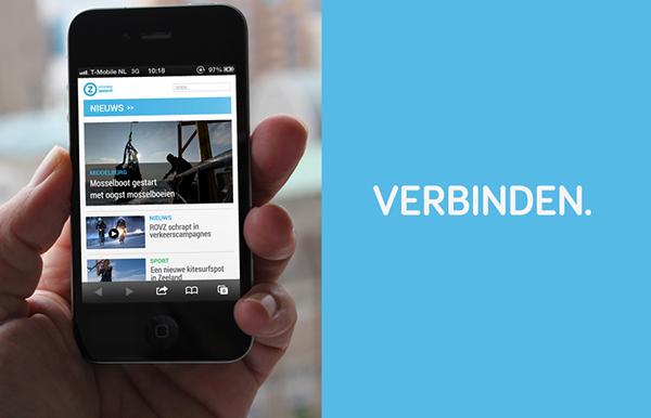 Omroep Zeeland Mobile Website