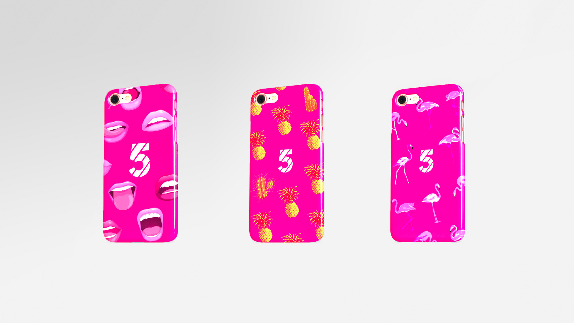 SBS VIJF Phone cases
