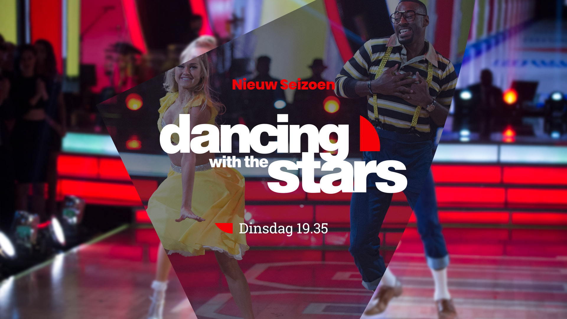 SBS VIER Dancing with the Stars