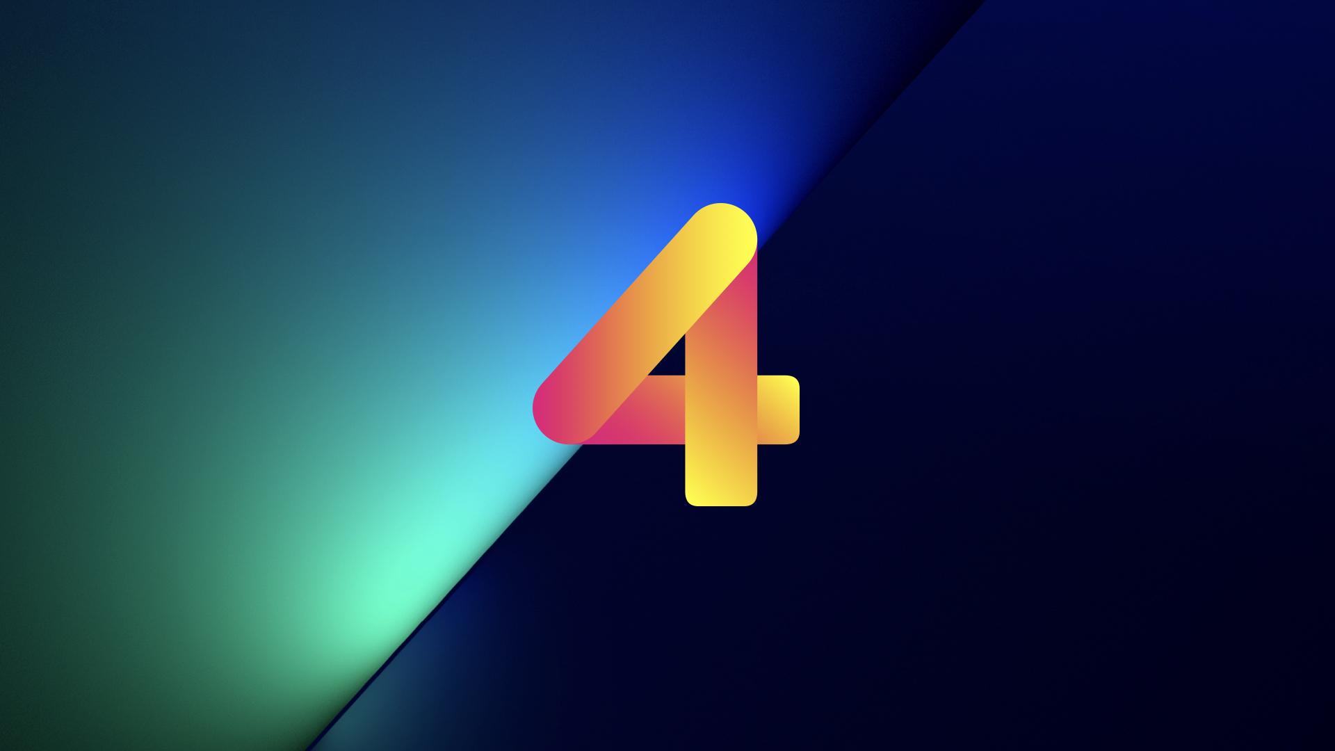 Nelonen Animated Logo animation motion graphic design