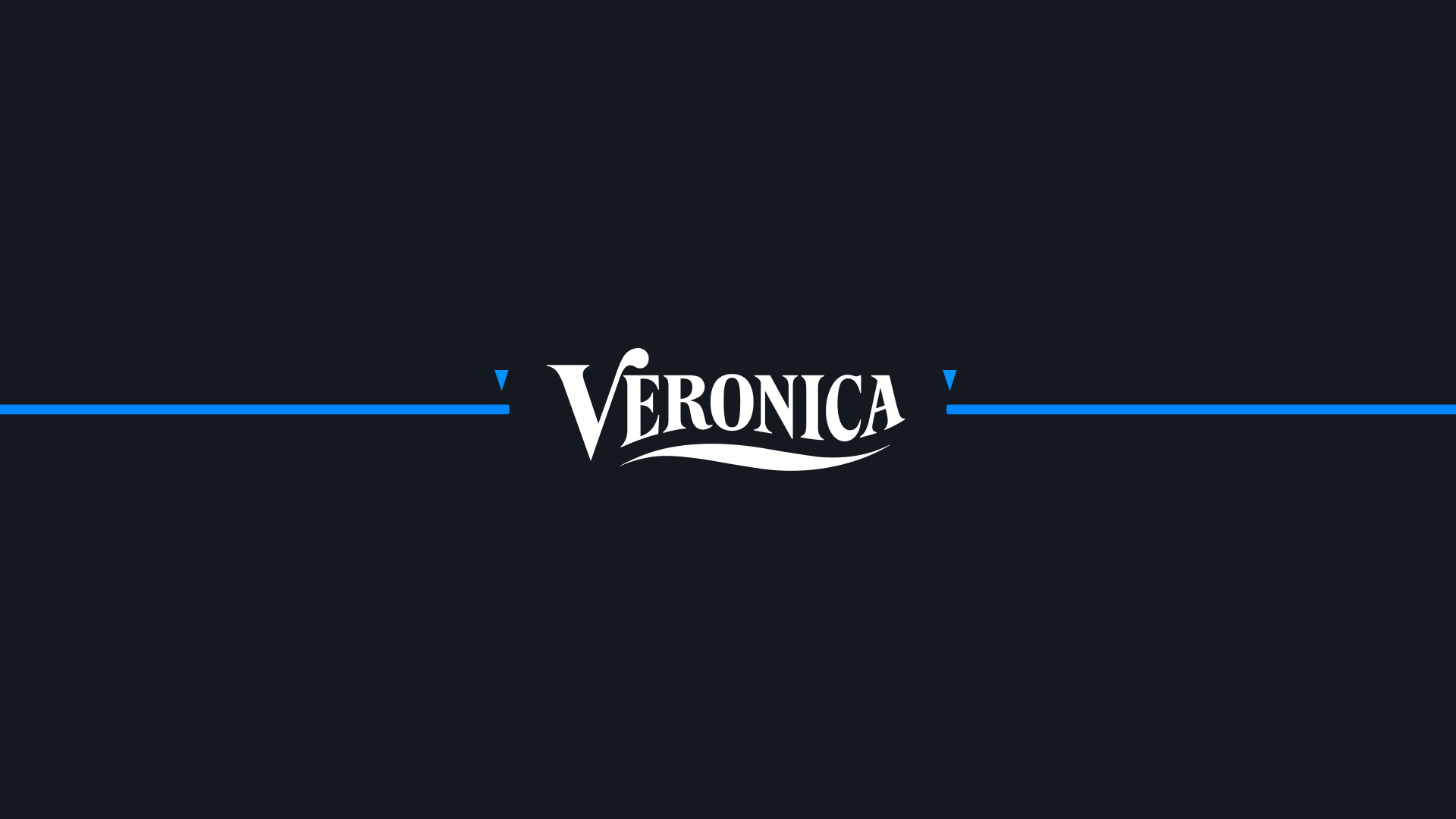 Veronica Wave Logo
