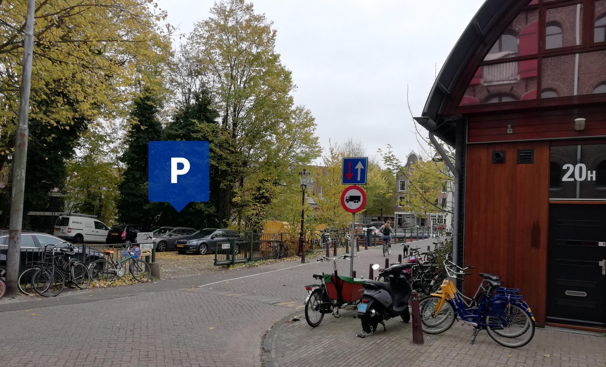 CapeRock parking
