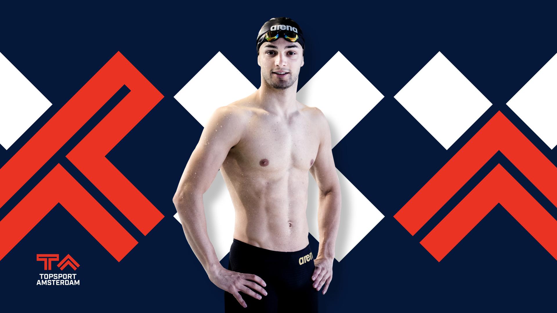 Topsport Amsterdam Swimming