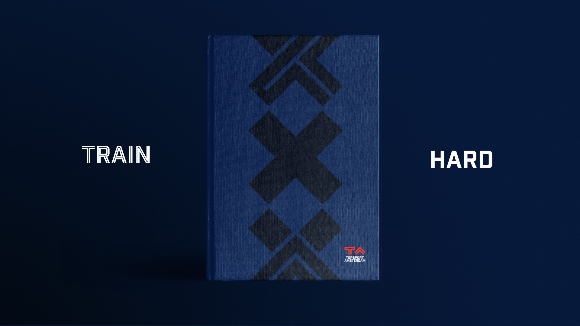 Topsport Amsterdam Notebook