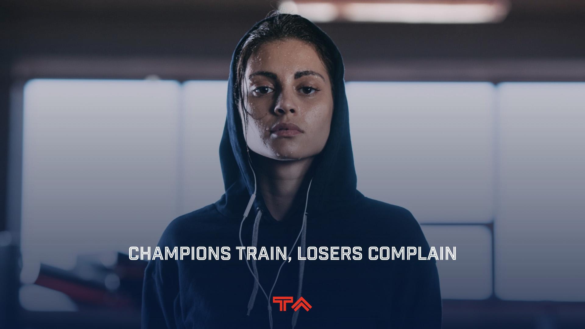 Topsport Amsterdam Champignons Train