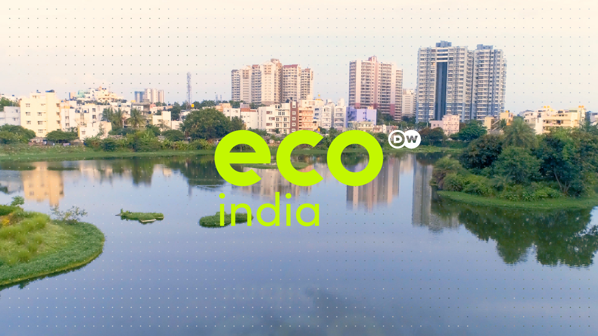 DW Eco India Logo design channel program