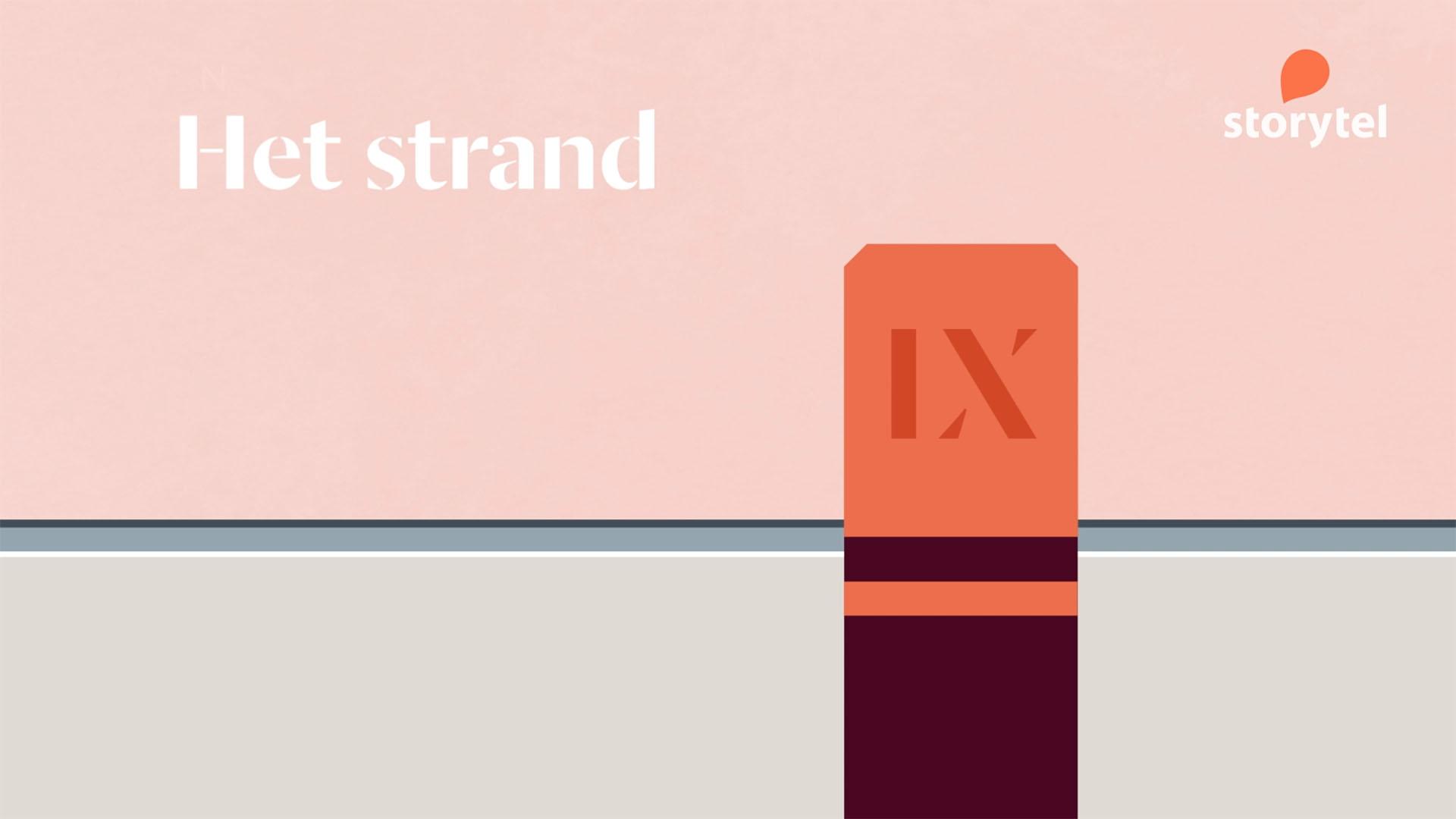 Storytel Original Het Strand