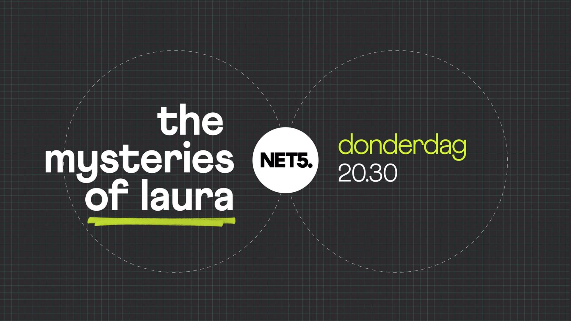 Net5 channel brand system ident leader opener closer