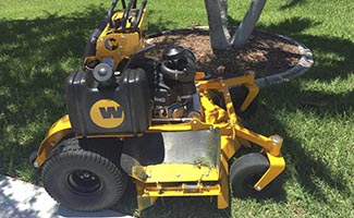 Lawn mowing service in Cape Coral and Fort Myers Florida