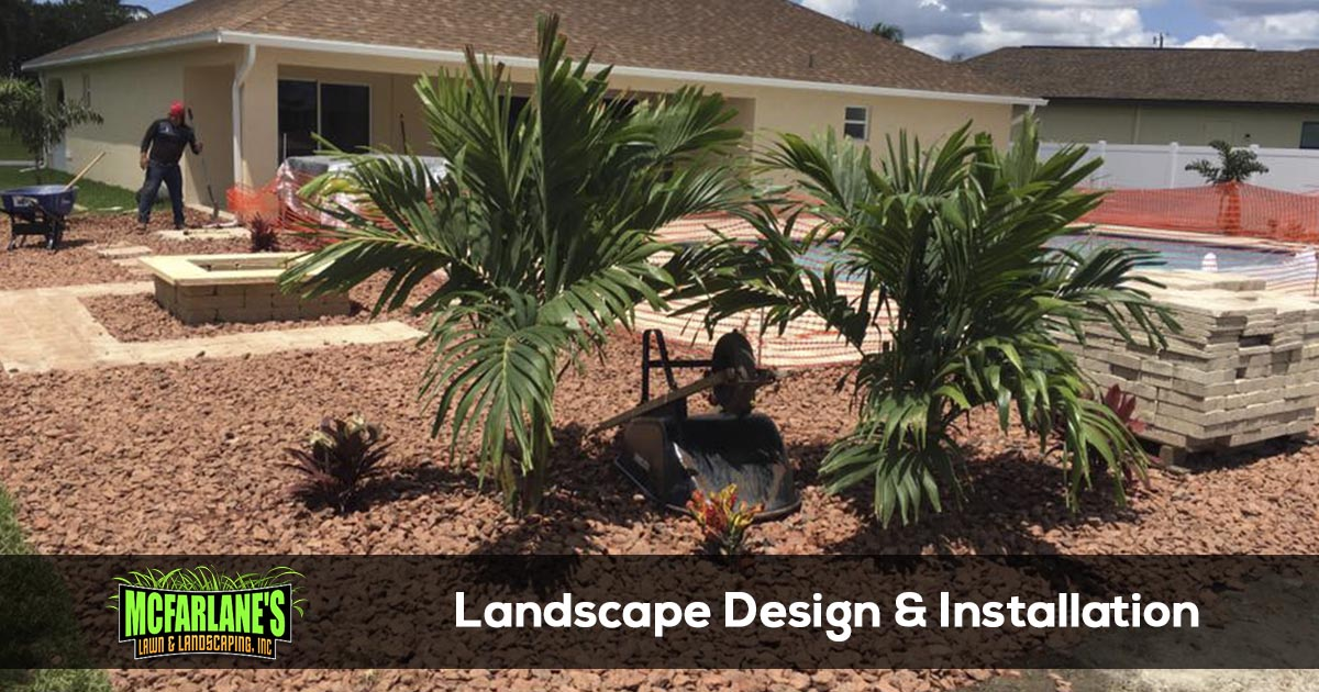 Cape Coral and Fort Myers Landscaping Contractor
