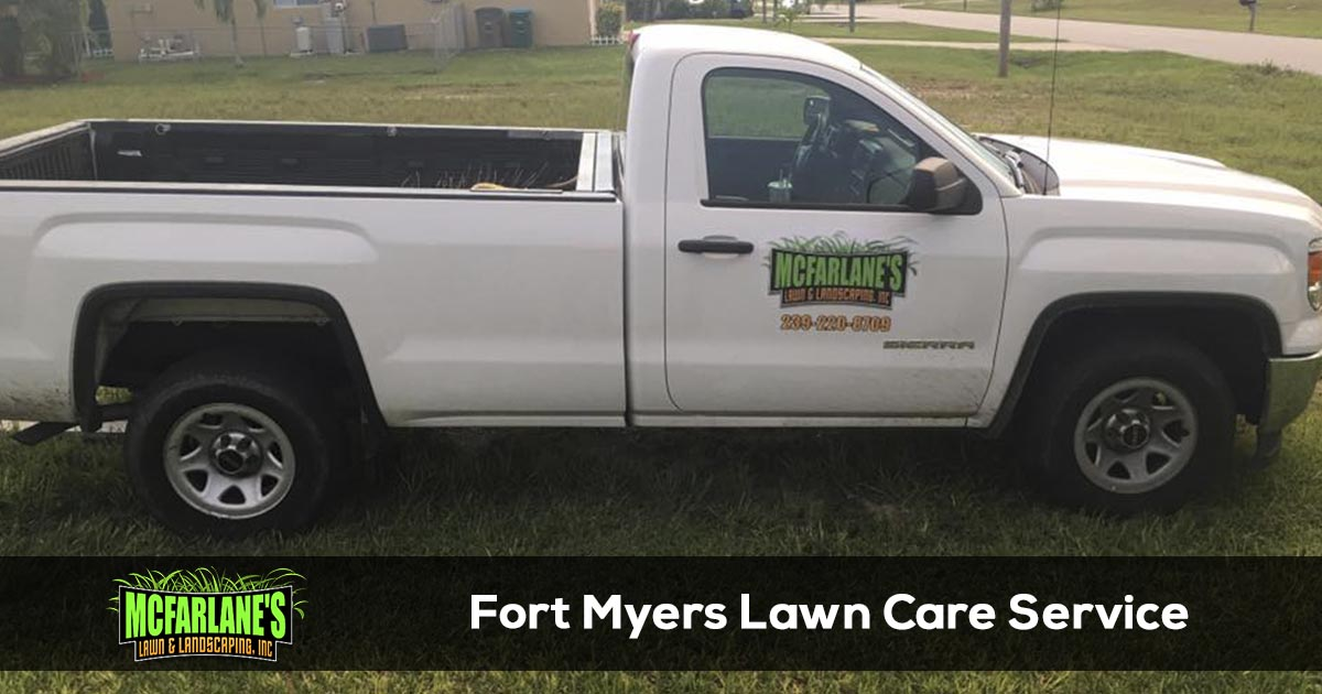 Fort Myers Lawn Care Services