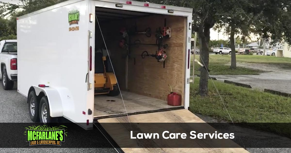 Lawn Care Service in Cape Coral and Fort Myers