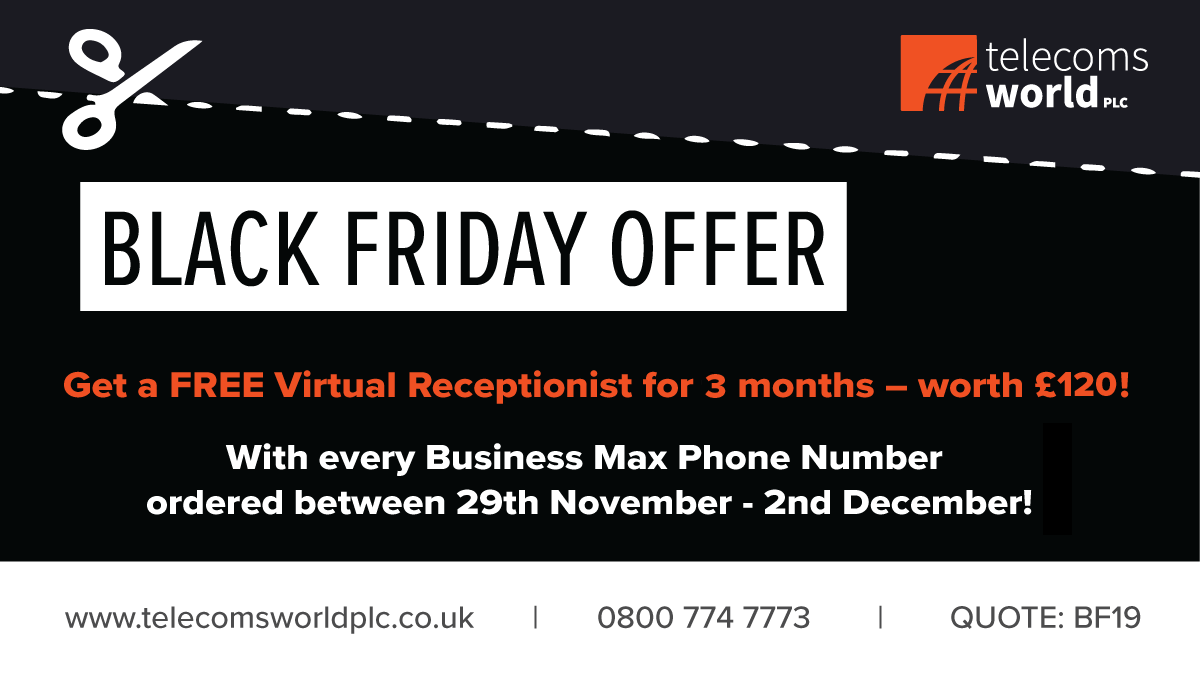 Black Friday - Special Offer