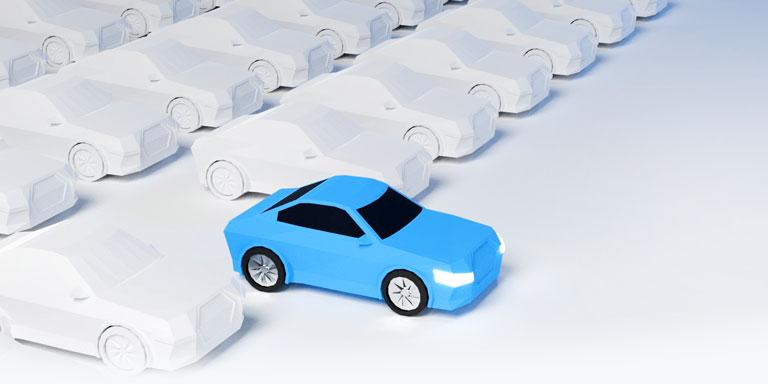 Autos verkaufen sich nicht von selbst.