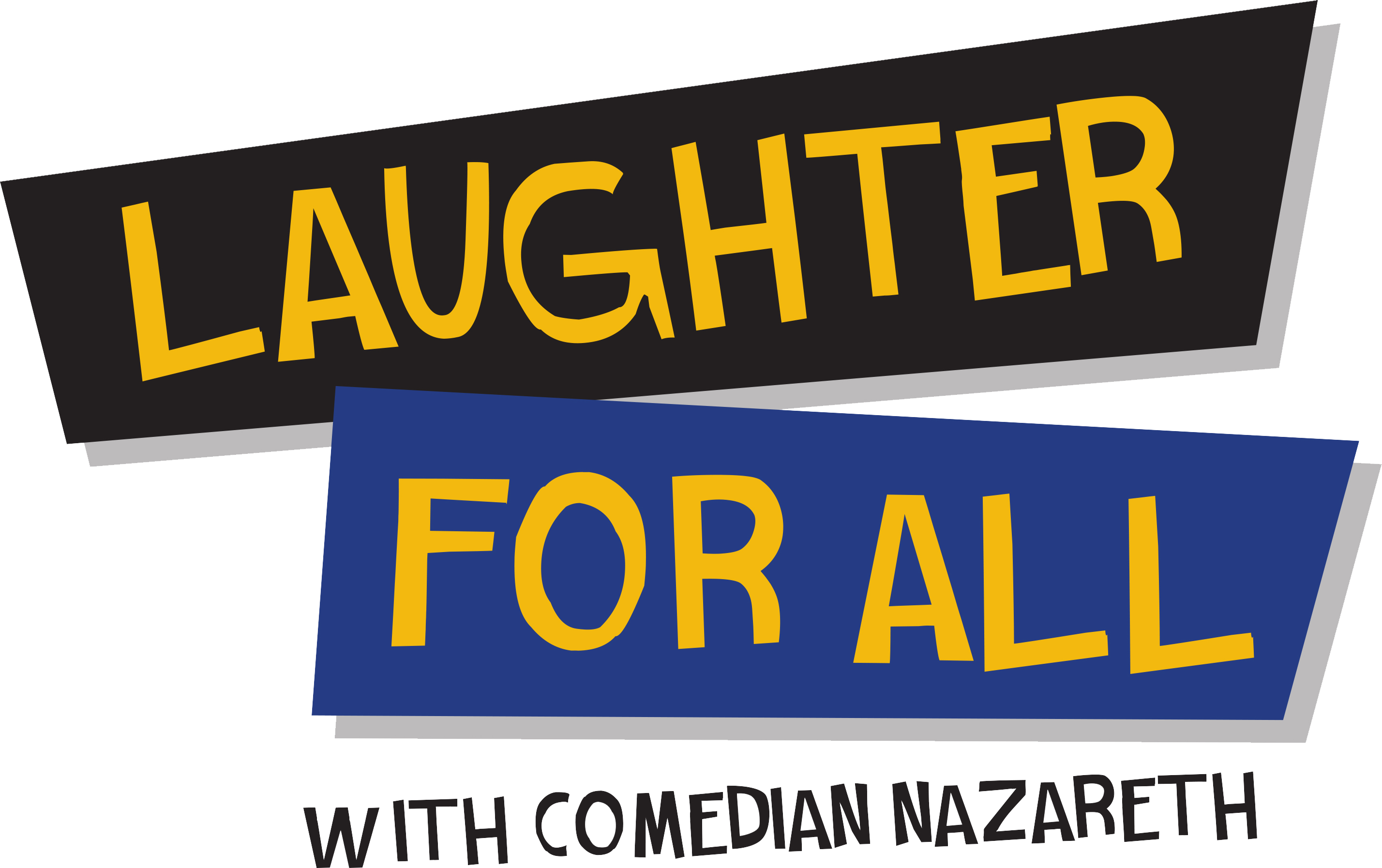 Laughter for All Logo