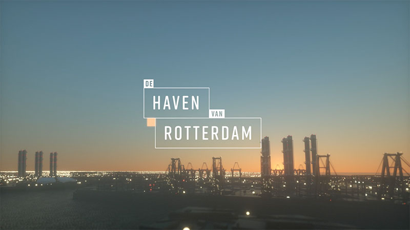 Discovery Haven van Rotterdam
