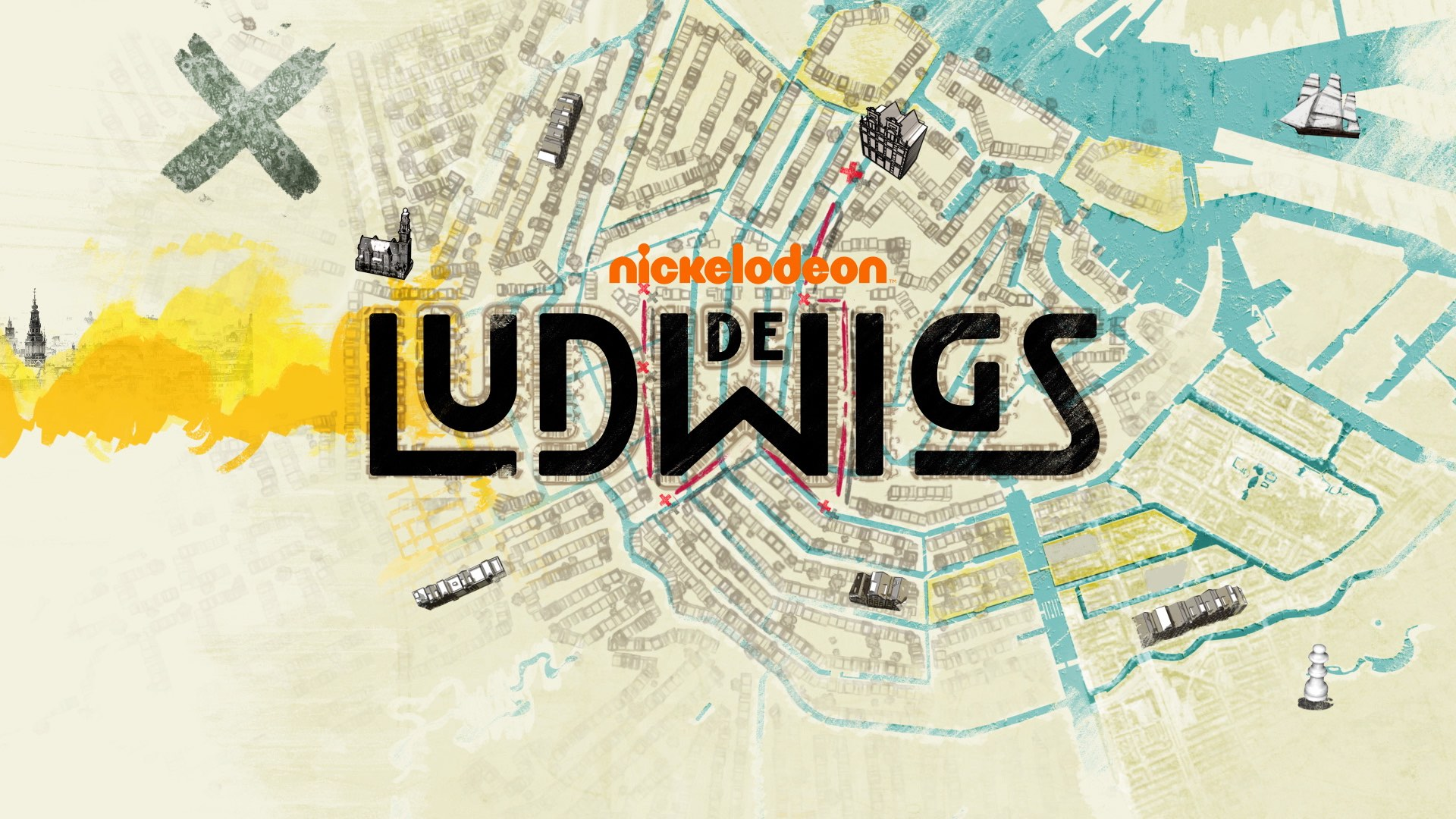 Nickelodeon: The Ludwigs