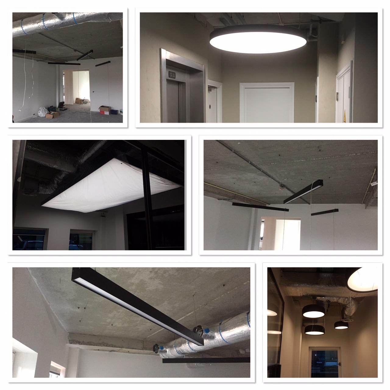 E&W Plus legt elektrische installatie en verlichting aan voor GH Renevations