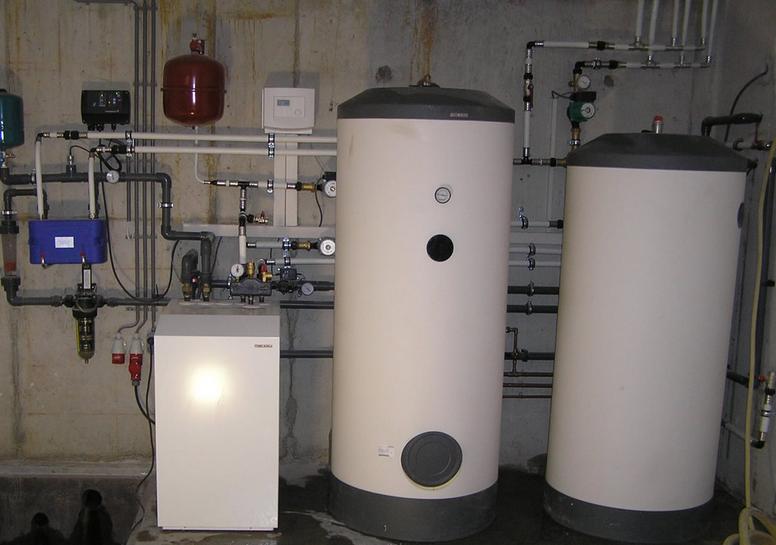 Nieuw pand E&W Plus voorzien van twee warmtepomp installaties