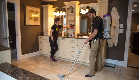 Residential Cleaning in Portland ME