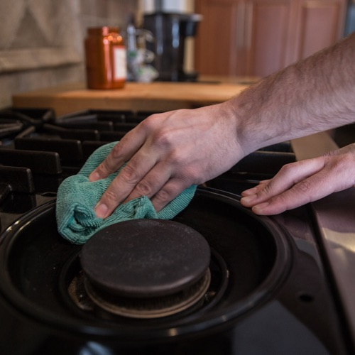 residential kitchen cleaning in portland me