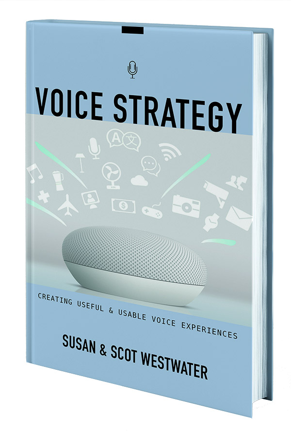 Cover of Voice Strategy Book