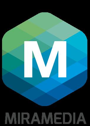 logo miramedia srls