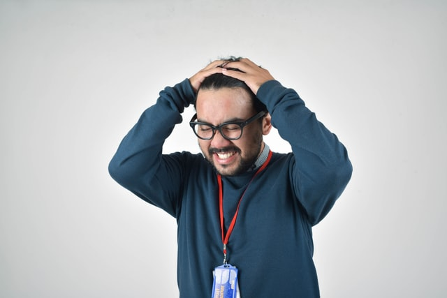 Getting frustrated as an employee