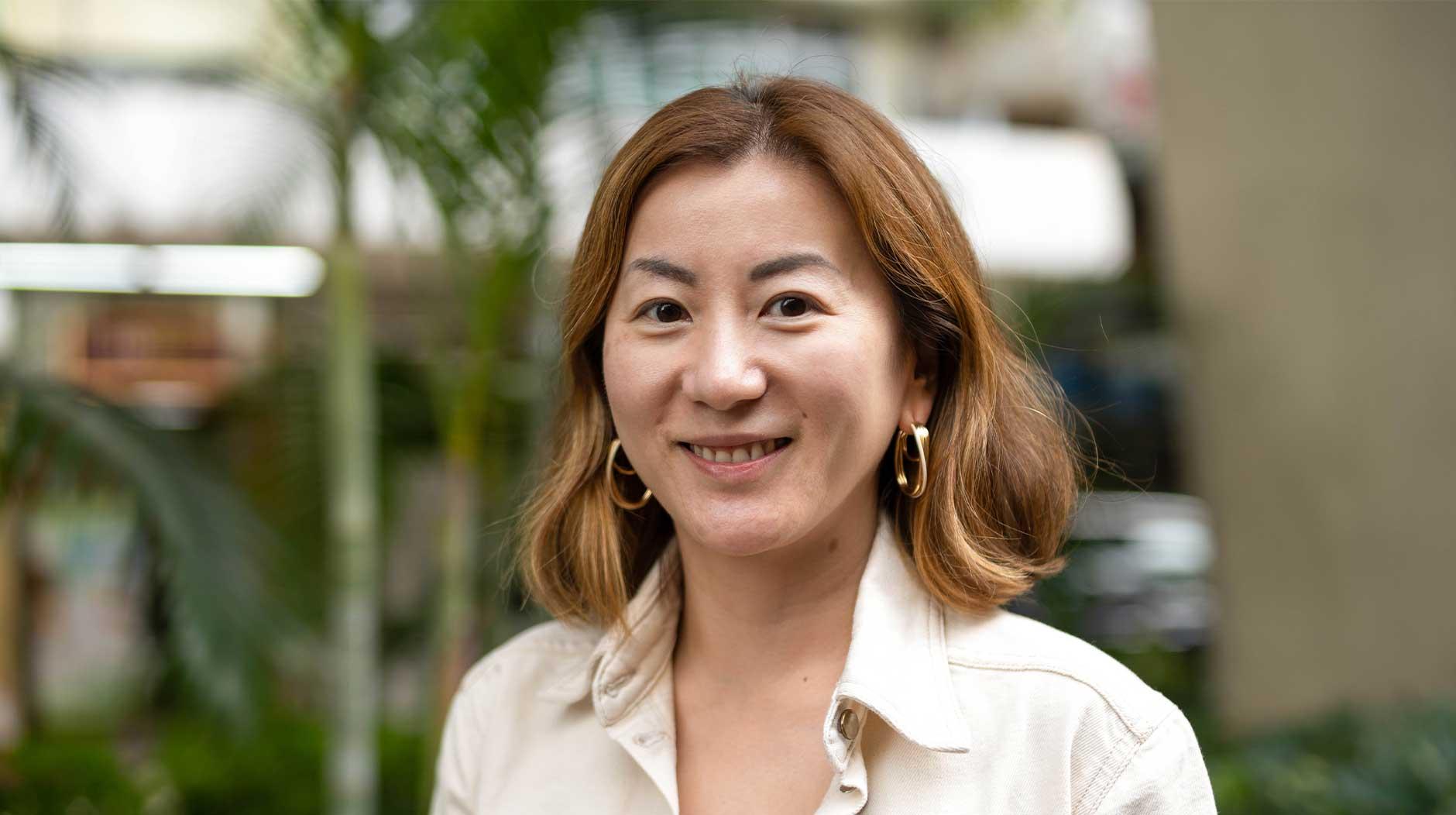 Portrait of Sharon Tsang