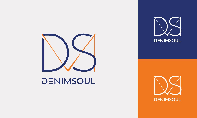 Denim Soul Logo Variations
