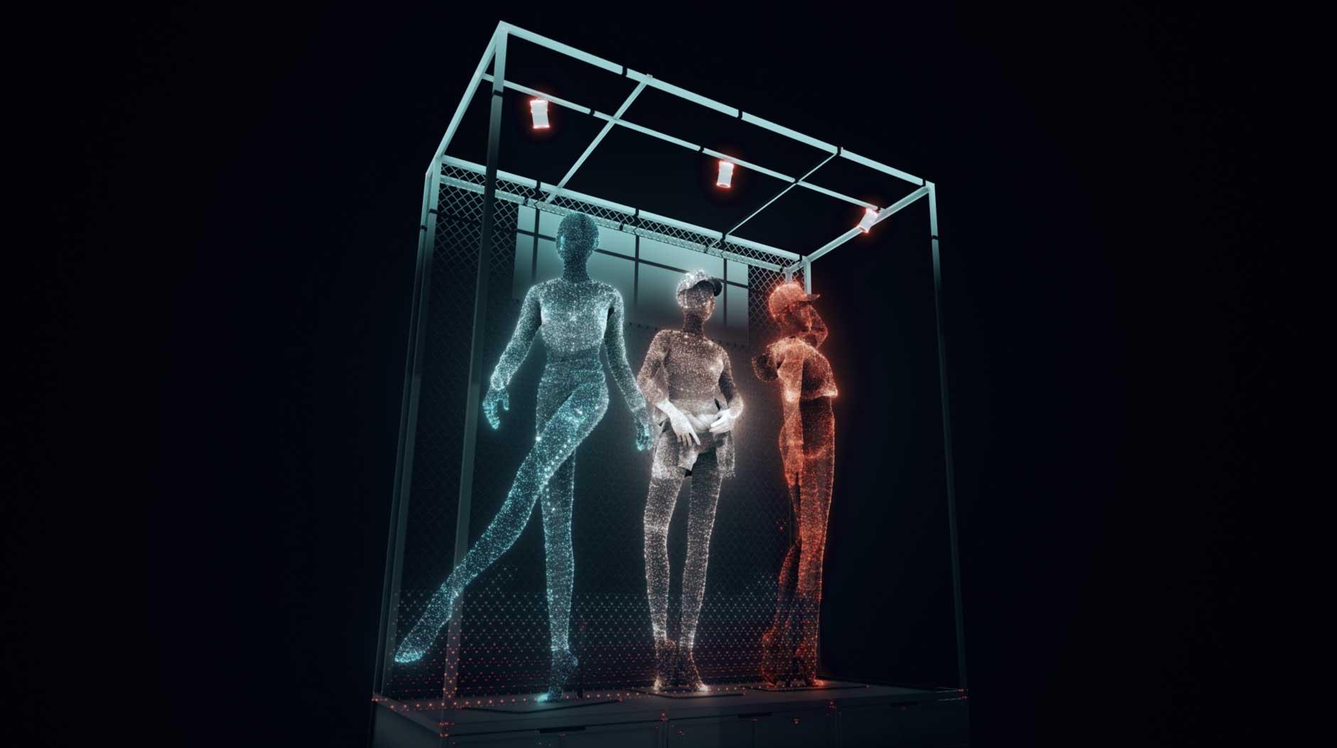 Digital Mannequins