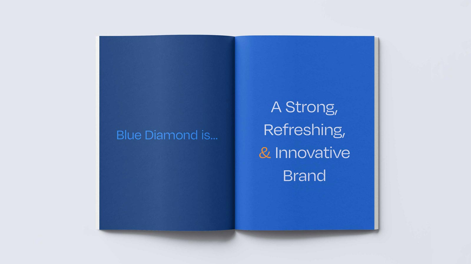Blue Diamond blue book pages