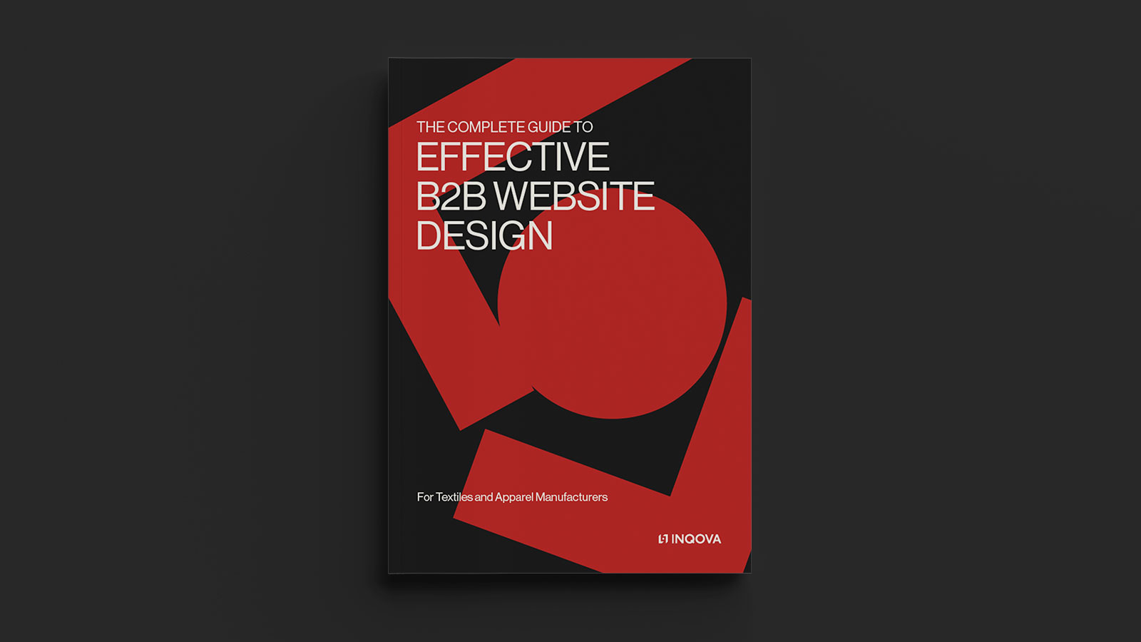 Effective B2B Website Guide Cover