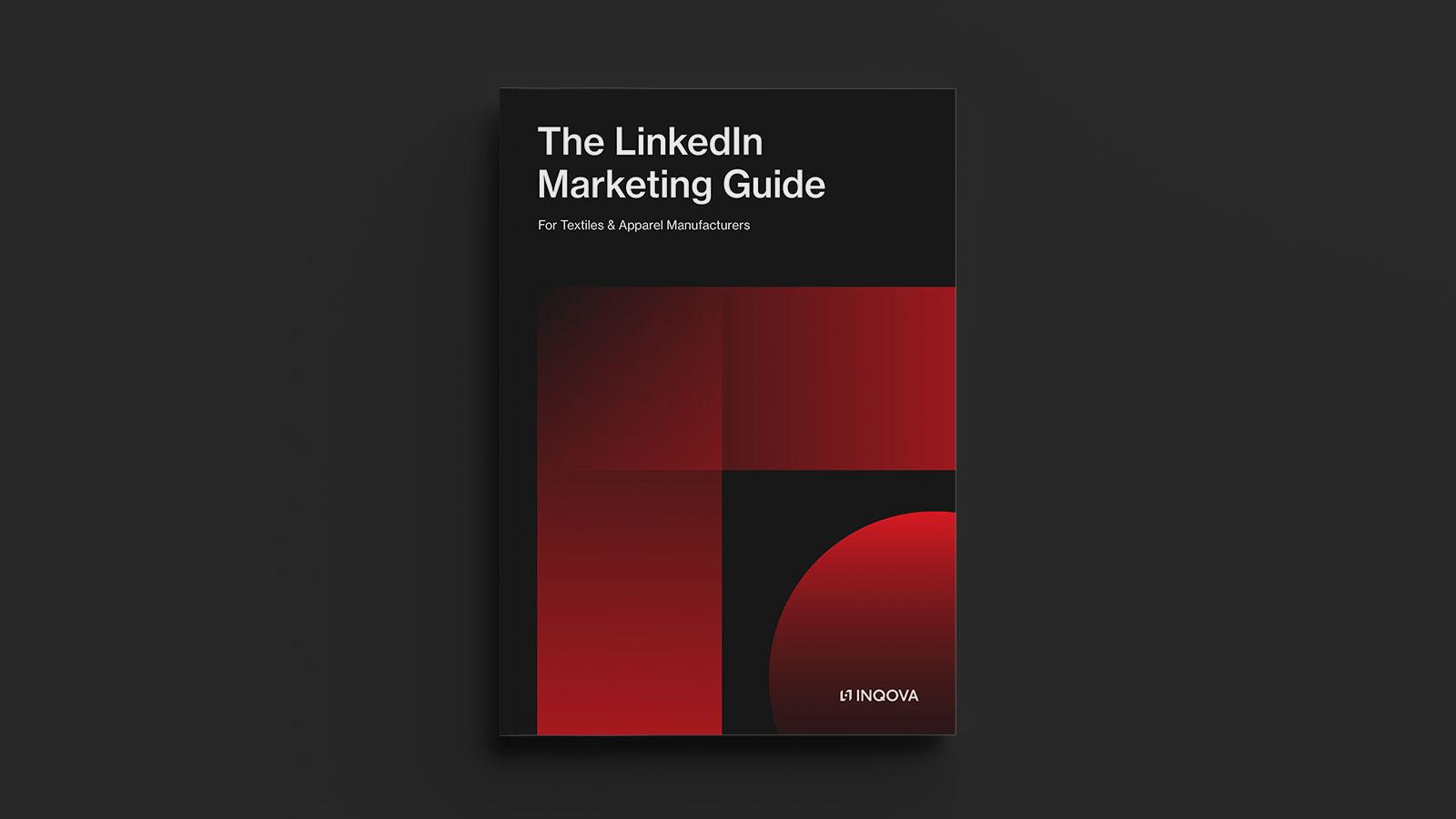 LinkedIn Marketing Guide Cover
