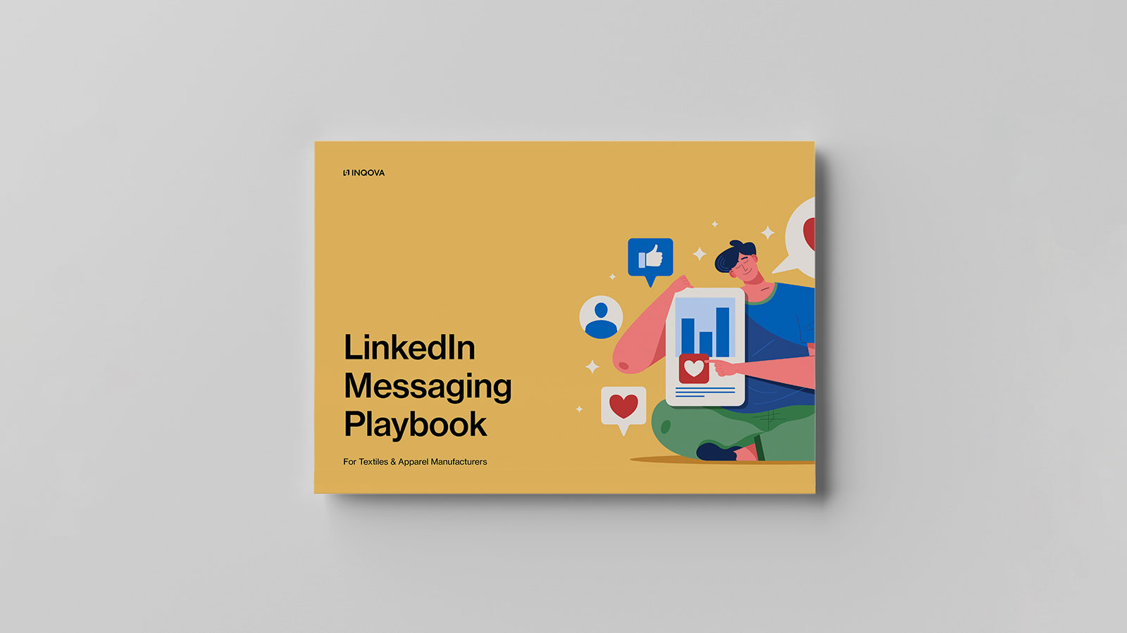 LinkedIn Messaging Playbook Cover