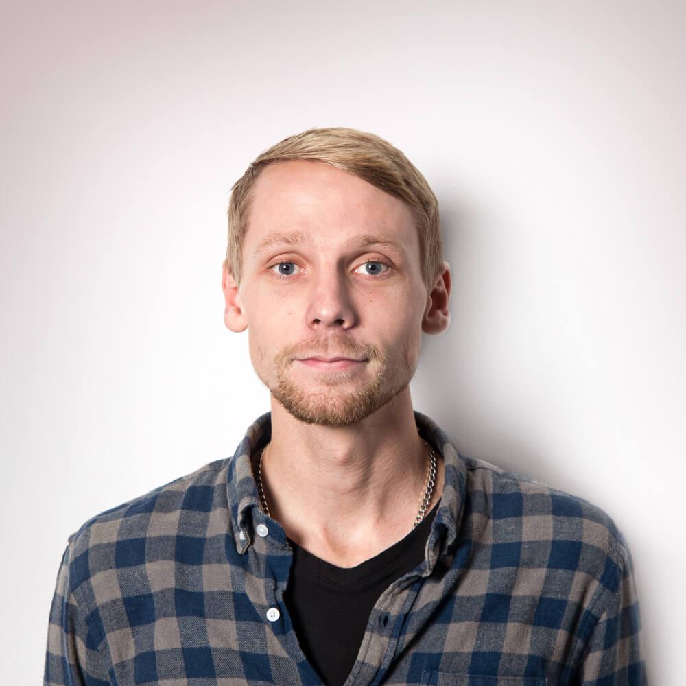 Isoflow Team Member Matthew